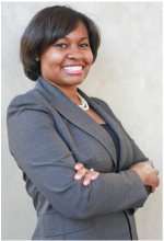 Maya Simmons Rogers, a female attorney based in Atlanta, selected as one of Top 40 Lawyer Under 40 in Georgia